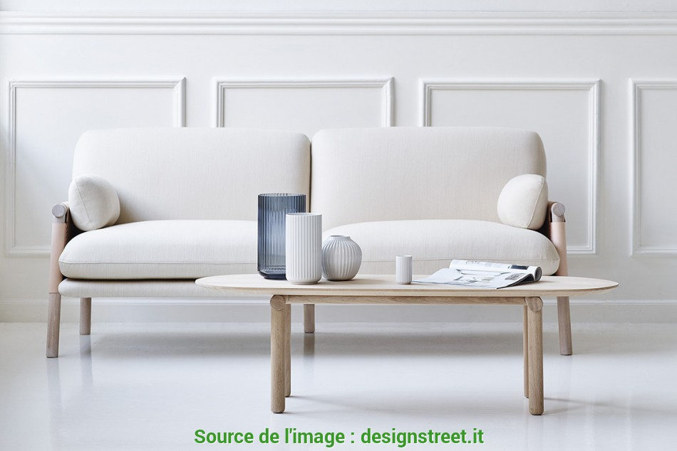 Minimalista Savannah, L'Essenza, Design Scandinavo In Un Divano