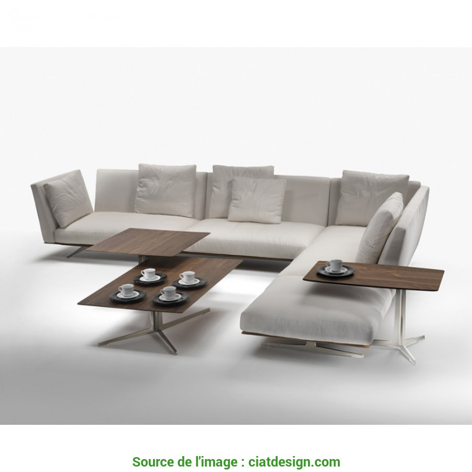 Sbalorditivo Evergreen Divano, Chaise Longue By Flexform In Vendita Online Su CiatDesign
