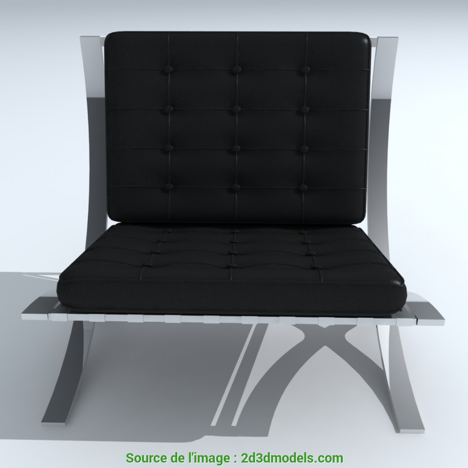 Eccellente ArchiBit Generation S.R.L., 3D Models, Chairs, Barcelona