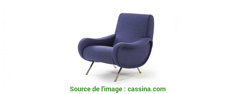 Fantastico ... Armchairs -, LADY, Designed By, Marco Zanuso, Cassina