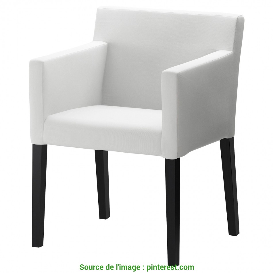 Superiore NILS Armchair, Blekinge White, IKEA, A, Upholstered Chair, The Office If Looking, Inexpensive Option