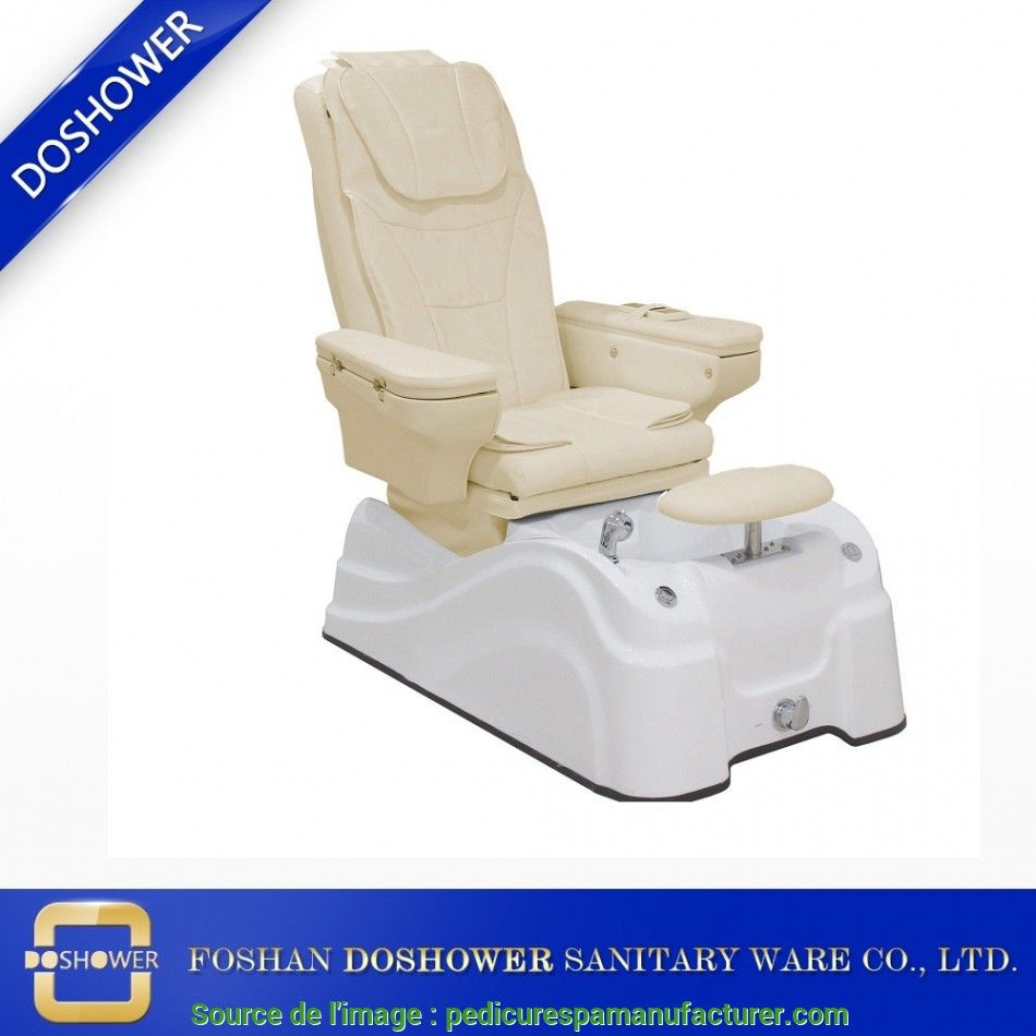 Elegante Poltrona Da Massaggio Pedicure, Con Sedia PediSpa Poltrona Da Massaggio, Pedicure