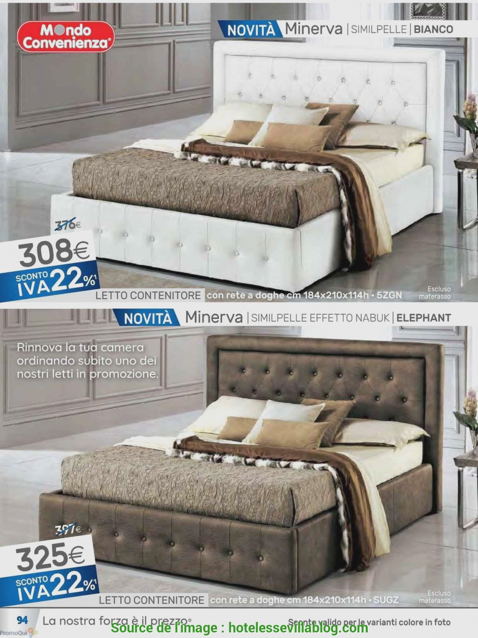 Elegante ... Pouf Letto Singolo Mercatone, Download : Download Image