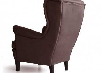Trending Tuoni Julia Armchair, Wood Finish, Brown, 84 X, X, Cm: Amazon.Co.Uk: Kitchen & Home