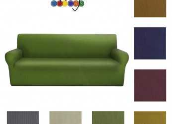 Fresco Euroricami Viterbo Sofa Armchair Stretch My Colors Copridivano 4 Posti, 170 A, Cm): Amazon.Co.Uk: Kitchen & Home