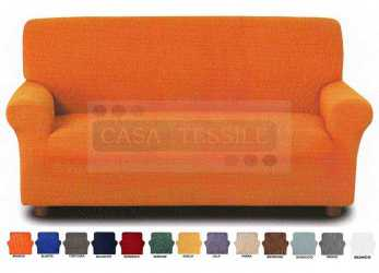 Fresco Copriliscio Stretch Sofa Cover 4 Seats