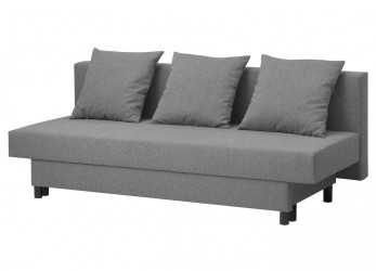 Bello Three-Seat Sofa-Bed ASARUM Grey