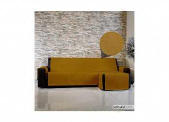 Bello Copridivano Live IT, Penisola, Posti Chaise Longue, Oro: Amazon.It: Casa E Cucina