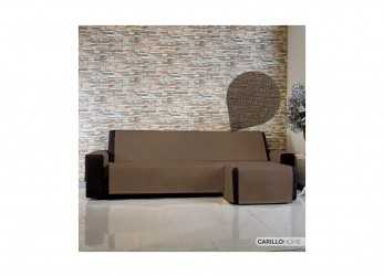 Speciale Copridivano Live IT, Penisola, Posti Chaise Longue, Oro: Amazon.It: Casa E Cucina