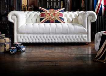 Eccezionale Divani Chesterfield Originali Inglesi, ENGLISH CHESTERFIELD CO