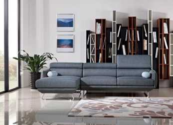 Freddo Vig Furniture DIVANI Casa Pierce Modern Sectional