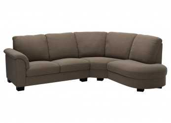 Antico TIDAFORS Sectional, 3-Seat, Dansbo Medium Brown, Living Room