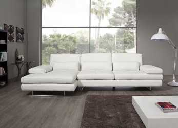 Superiore Divano In Pelle, Chaise Longue E Braccioli, IDFdesign