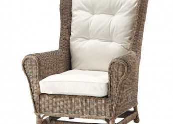 Meraviglioso Rattan Armchair Hampton, Female First Shopping