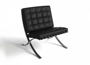 Fantastico Barcelona Chair, FlyingArchitecture