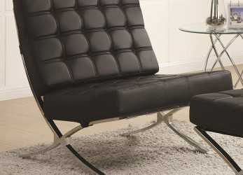 Speciale Modern Barcelona Chair (Black)