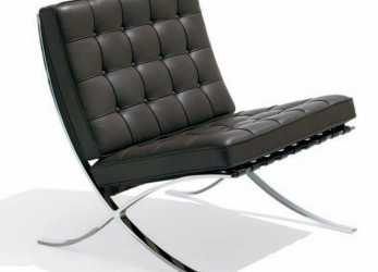 Elegante Barcelona Chair By Mies, Der Rohe, My Favorite Chair!, Chair