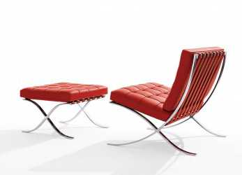 Eccellente Barcelona® Chair By Knoll, STYLEPARK