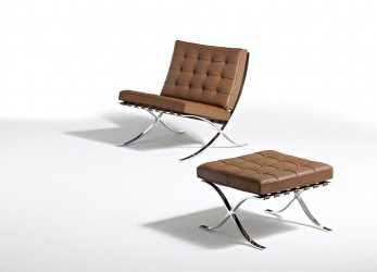 Più Recente ... Mies Barcelona Collection Mies, Der Rohe Barcelona Chair Barcelona Stool