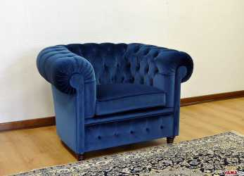 I Più Nuovi Poltrone Chesterfield: Le Intriganti Varianti In Velluto