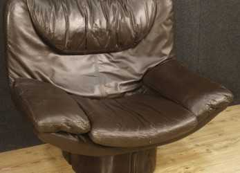 Unico Details About Armchair Italian Design Furniture Living Room Chair Leather Style, Seatings