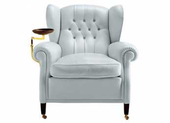 Nuovo 1919 Wingchair With Plate