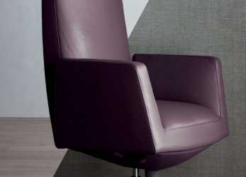 Esperto Chancellor Office Armchairs By Lievore, Altherr, Molina