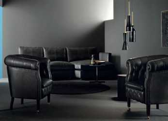 Minimalista FUMOIR Italian Luxury Furniture In Dubai, Middle East