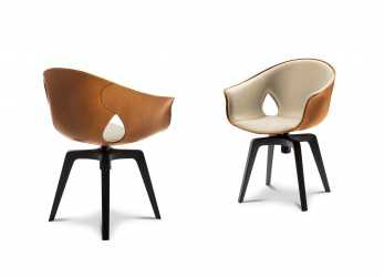 Perfezionare GINGER, Chairs From Poltrona Frau, Architonic