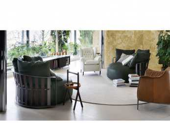 Premio Poltrona Frau: Modern Italian Furniture & Home Interior Design