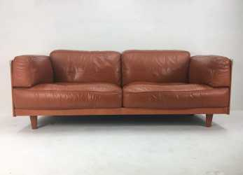 Bello 2 X Twice Sofa By Pierluigi Cerri, Poltrona Frau, 1990S, #69490