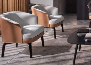 I Più Nuovi Poltrona Frau Nivola Armchair, Dream Design Interiors Ltd
