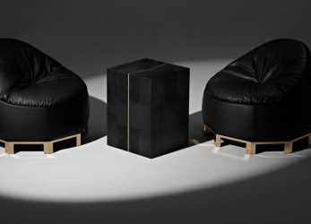 Superiore Alexander Wang Designs A Furniture Collection, Poltrona Frau