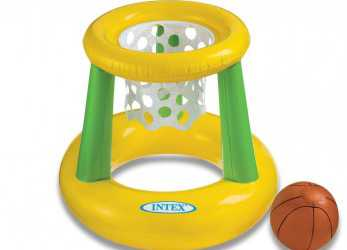 Bello INTEX Poltrona Gonfiabile Canestro Da Basket, Palla 67 X 55, Amazon.It: Giochi E Giocattoli
