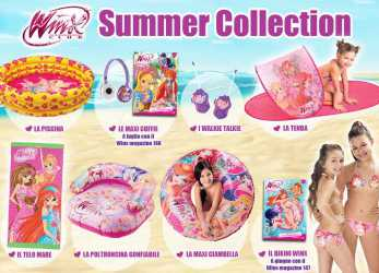 A Buon Mercato Winx Summer Collection 2016!, Winx Club