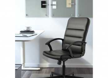 Sbalorditivo IKEA TORKEL Swivel Chair, Sit Comfortably Since, Chair Is Adjustable In Height