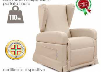 Minimalista Poltrona Good Relax Anziani Disabili. Loading Zoom