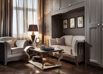 Più Recente Poltrone E Sofa Pordenone Lusso English Mood Country Style Apartment In Moscow Of Eccezionale Poltrone E