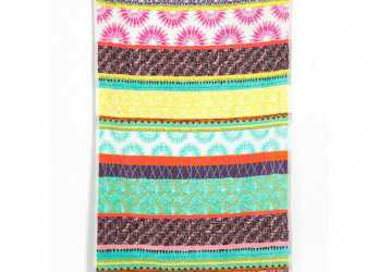 Unico Details About Beach Towel Sponge 100% Cotton, Towel, Bathroom. DESIGUAL, BOTANICAL, 61WL0A6
