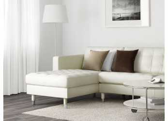 Preferito IKEA, LANDSKRONA Sectional, 5-Seat Grann With Chaise, Bomstad