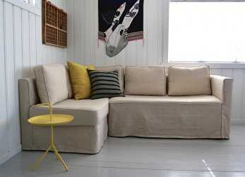 Fantastico Fagelbo Loose, Slipcovers In Lino Vintage Fabric From Comfort Works