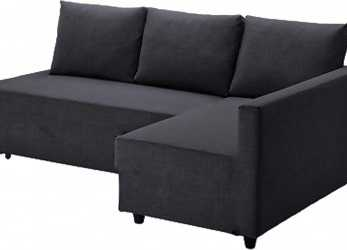 Dettaglio The Dark Gray Friheten Thick Cotton Sofa Cover Replacement Is Custom Made, IKEA Friheten Sofa Bed, Or Corner, Or Sectional Slipcover. Sofa Cover Only!