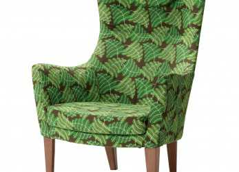 Ideale Stockholm Chair IKEA This Is Really Comfortable. Also Gives A, Of Privacy Because Of, High Back