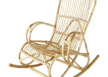Magnifico Sedia A Dondolo In Rattan, Unnecessary Things I Desperately Need