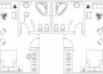 Preferito Gallery Of A Library Of Downloadable Architecture Drawings In, Format, 3
