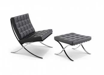 Perfezionare Design Furniture: Barcelona Chair By Ludwig Mies, Der Rohe