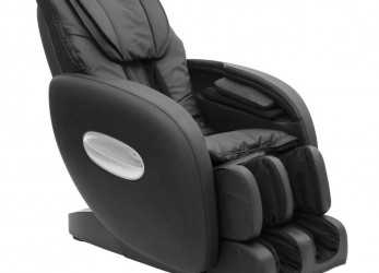 A Buon Mercato Relax Armchair Professional Massage In Black Leather