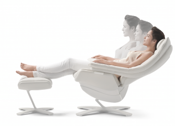Ideale Poltrona Reclinabile Natuzzi : Natuzzi Lancia La Super Poltrona Intelligente, Bello