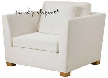 Stupefacente Details About IKEA Cover, IKEA Stockholm, Seat Chair Rostanga White Armchair Slipcover