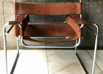 Più Recente Details About WASSILY CHAIR. AFTER MARCEL BREUER. GERMANY. CIRCA 1970